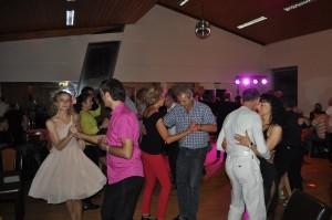 Discofox und Boogie Tanzparty in Dachau